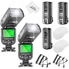 FLASH CANON SPEEDLITE KIT Canon EOS 700D 650D 600D 1100D 550D 500D 400D 450D...