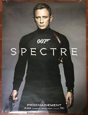 Affiche Roulée 007 SPECTRE James Bond DANIEL CRAIG Lea Seydoux 120x160cm b *
