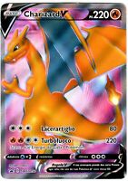 POKEMON CHARIZARD V SWSH050 FULL ART BLACK STAR PROMO FUTURI CAMPIONI SEALED