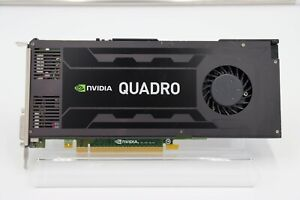 NVIDIA QUADRO K4200 4GB GPU GRAPHICS CARD..