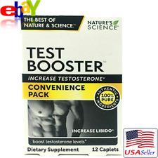 Natural Booster Increase Libido Testosterone Tongkat Ali & Maca Powder 100% Pure