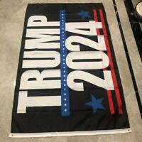 Trump 2024 flag 3 x 5 ft,I'll Be Back