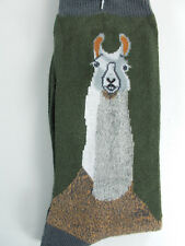 Foot Traffic Men's Casual Socks Llama - Gift?