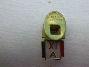 insigne commemoratif stalag x i a prisonniers deportes  2 ww
