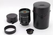 EXC+++++ in CASE Minolta 500mm f/8.0 AF Reflex Mirror Lens for Sony Alpha Z179