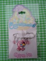 New Pink Easter Bunny Pin