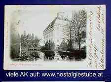 Ansichtskarten aus Niederösterreich mit dem Thema Burg & Schloss
