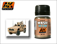 AK WEATHERING - WASH FOR OIF & OEF - US VEHICLES 35ml