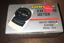 Tundra TK-79 Light Exposure Meter Match Needle System (New)