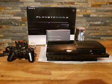 Rare Sony Console PlayStation 3 Fat (20Gb) 160 Go Jap (NTSC-J) CFW 4.83 Ferrox