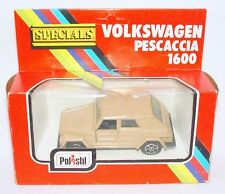 Polistil Club 33 1:43 VOLKSWAGEN PESCACCIA 1600 Model Car CE-73 MIB`77 VERY RARE