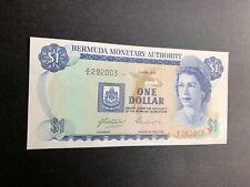 bermuda currency 1 dollar a2600