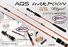 AQS HARPOON REGAL SLOW PITCH 160GR (ACID)