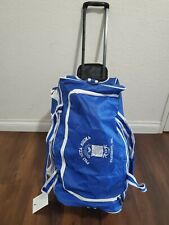 Phi Beta Sigma Fraternity Duffle bag with Wheels Handle extension Duffle Bag
