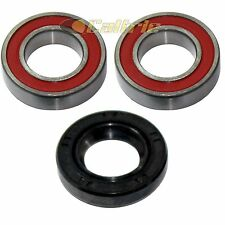 Front Wheel Ball Bearing and Seal Kit Fits SUZUKI DRZ400 DRZ400E DRZ400S