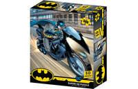 NEW super 3D puzzle Batman Batcycle 500 pieces jisgaw