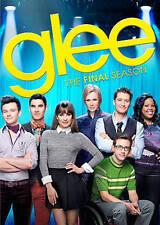 Glee: Season 6  Six THE FINAL SEASON(DVD, 2015, 4-Disc Set)BRAND NEW SEALED