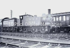 Rail B&W negative LNER 7396 Holden design #f31