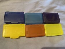 Nintendo Gameboy Advance Protective Game Cases Bundle.