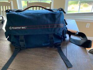 Vintage 90s Tamrac Model 603 Camera Bag Nikon Cannon Fuji DSLR SLR Lens-Bridge