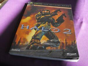 2004 Xbox Halo 2 Official Guide plus five Aus Xbox Magazines