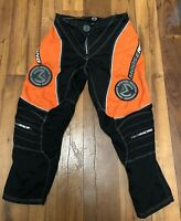 Choose Size Blue//Green Moose Racing MX Off-Road SAHARA Pants