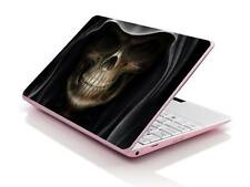 """Laptop Notebook Skin Sticker Cover Deco Ghost Skull 17"""" HP ASUS ACER SAMSUNG"""