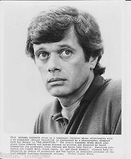 ORIG 1982 PHOTO - THE SEDUCTION- MICHAEL SARRAZIN- NEWSPAPER REPORTER-
