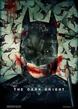 Poster BATMAN Cinema  THE DARK KNIGHT Christopher Nolan