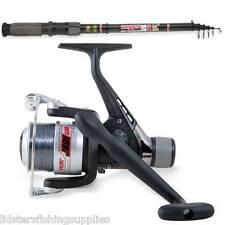Carbon Travel Fishing Rod 3M 10FT  SPECIMEN SHIVER REEL