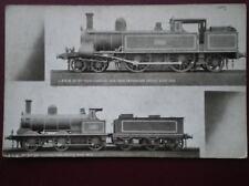 POSTCARD LNW RAILWAY LOCOS - 3092 & 360