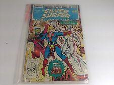Comics marvel silver surfer 1988 VO etat proche du neuf mint collector