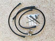 Honda Civic Type R EP3 - Uprated Grounding Cable Kit - Earthing Upgrade Kit