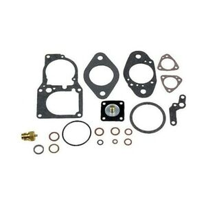 BMW 1602 2002 Carburetor Repair Kit Walker 13111289074