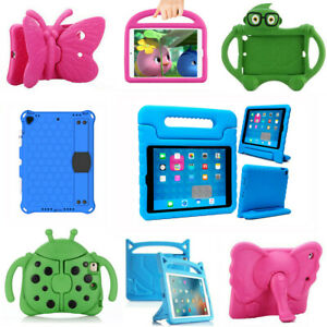 Kids Children Shockproof Stand Handle Case Cover For Apple iPad Mini 5 4 3 2 7.9