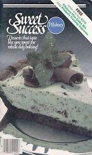 SWEET SUCCESS VINTAGE PILLSBURY COOKBOOK 1980 BAVARIAN BROWNIES, SNAPPY TURTLES