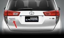 3D Genuine Chrome CRYSTA  Logo Emblem Sticker Decal Badge For Toyota Innova