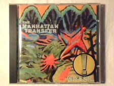 MANHATTAN TRANSFER Brasil cd DJAVAN GILBERTO GIL COME NUOVO LIKE NEW!!