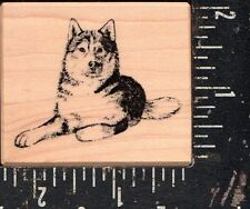 PSX Wood Mounted Stamp E-265 Wolf