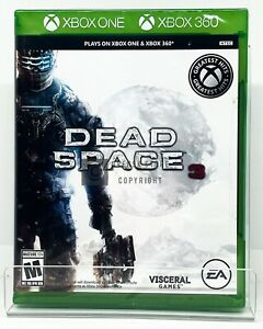 Dead Space 3 - Xbox One/Xbox 360 - Brand New   Factory Sealed