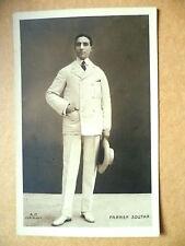 1907 Used Postcards- Actors FARREN SOUTAR, No. A.17 + Stamp