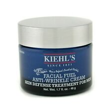 Kiehl's Facial Fuel Anti-Wrinkle Cream 50ml Men's Skin Care