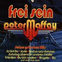 "PETER MAFFAY ""FREI SEIN"" CD NEU"
