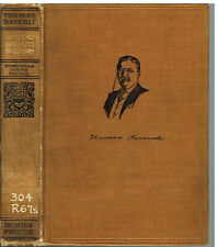 The Strenuous Life by Theodore Roosevelt 1901 Homeward Bound Later Edition