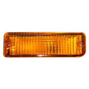 Fits Toyota T100 93-98 Truck Drivers Front Side Signal Marker Light Assembly