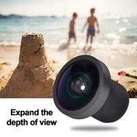 Wide Angle Macro Camera Lens Replacement for GoPro 4 3+ 3 Photography Accessory