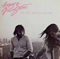 ANGUS & JULIA STONE : HEART BEATS SLOW - [ PROMO CD SINGLE ]