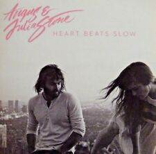 ANGUS & JULIA STONE : HEART BEATS SLOW - [ PROMO CD SINGLE ]