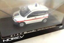 Voitures miniatures NOREV Fiat