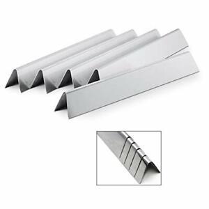 "Stainless Steel Bars Flavorizer 22.5"" Gas Grill Parts Weber Genesis Spirit"
